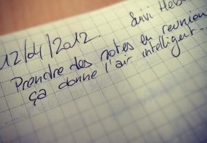 Stop au PowerPoint : la réunionite - Nicolas Beretti