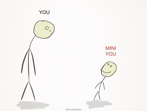 On a tous en nous quelque chose de Mini You. ©NicolasBeretti